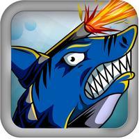 Lazer Shark – Injustice and Evolution