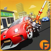 Pendulum Car Crash