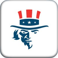 America Sticker Pack for Messaging