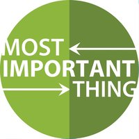 The Most Important Thing - Stories of Life Change