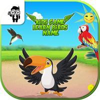 Kids Game Learn Birds Name