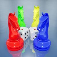 Horse Race Chess 3D
