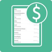 Bill List  - Capital Flows