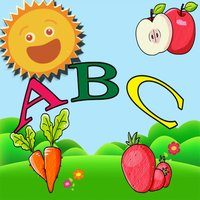 ABC Learn Fruits & Vegetables