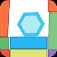 Click Shape Hexagon - Prevention Drop to Endless
