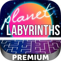 Planet Labyrinth 3D space mazes game – Pro