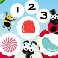 123 Counting Candy & Sweets To Learn Math & Logic! Free Interactive Education Challenge For Kids