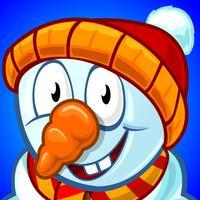 Snowman Fist Fight