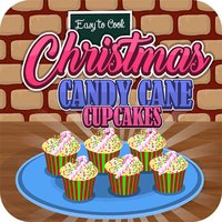 christmas candy cupcakes game