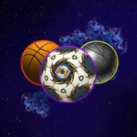 Ballzo: Rare Ball Gameplay
