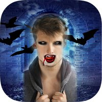 VampireFaced - Vampire Gothic Photo Face FX Booth