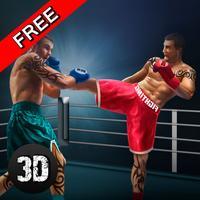 Thai Box Fighting Challenge 3D