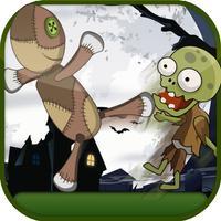 Running Ragdoll Zombie Rush FREE