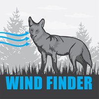 Wind Direction for Coyote Hunting - Windfinder
