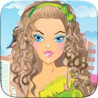 Fashion Pretty Girl Dress Up Pop Star Style Beauty Make Me