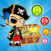 Pirate Prince Treasure Bubble Shooter Pop