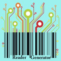 Barcode Reader For:Generate & Scan  All QR/Barcode