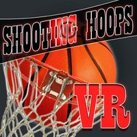 Shooting Hoops VR (a basketball VR sports game)