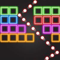 Infinite Brick Breaker: NEON
