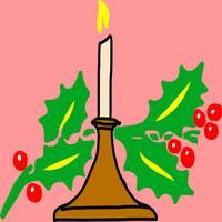 Blinking at Christmas