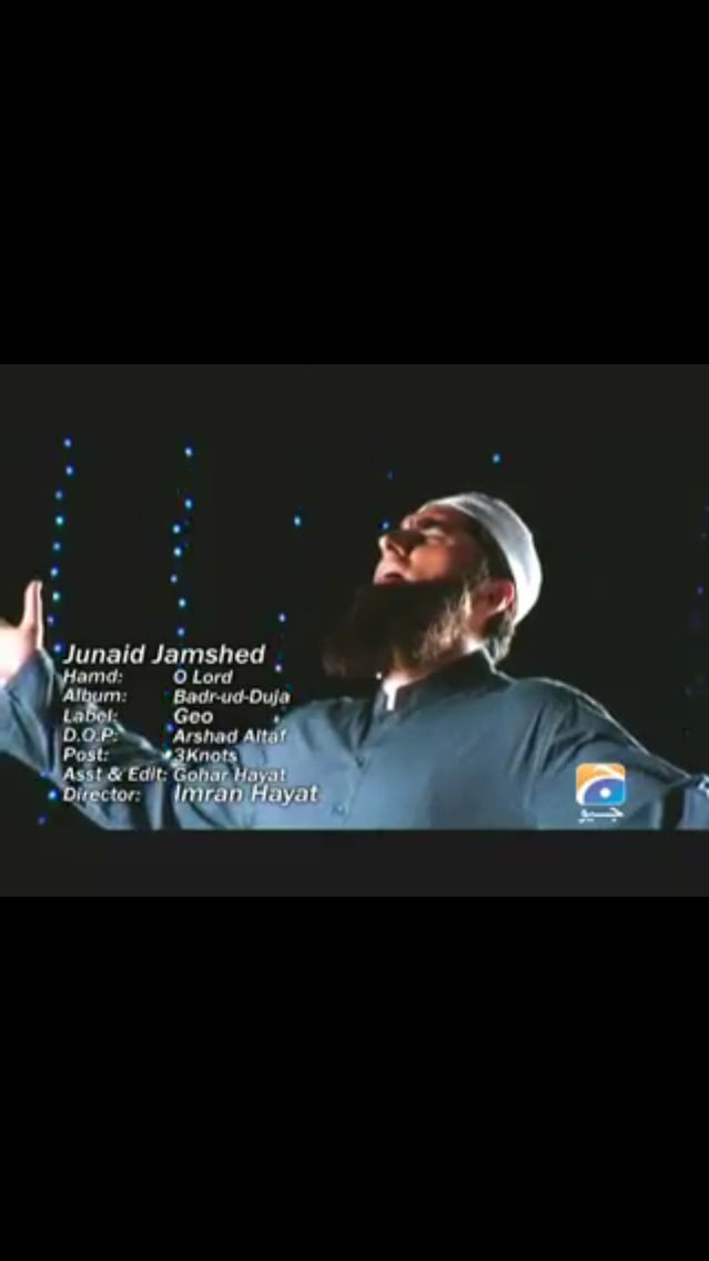 Video Naats Collection - Junaid Jamshed Naat App for iPhone