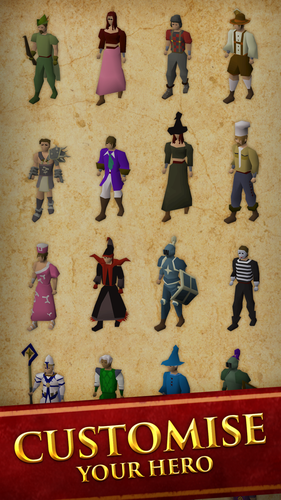Old School RuneScape App for iPhone - Free Download Old