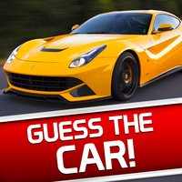 Guess the Car: Logo Quiz Game!