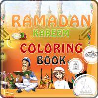 Ramadan Coloring Book - Islamic Learning during Fasting