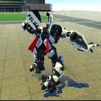 City Battle of Robots