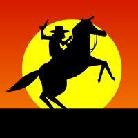 Lone Riders: Zombie Rangers Running Amok