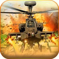 Army Gunship Heli Attack