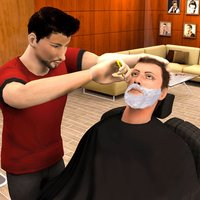 Virtual Barber Shop Hair Salon