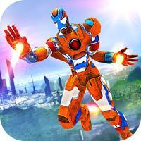 Super Iron Robots Battle Zone