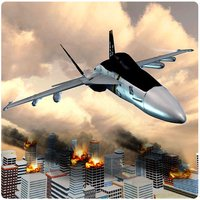 Jet Fighter City Attack