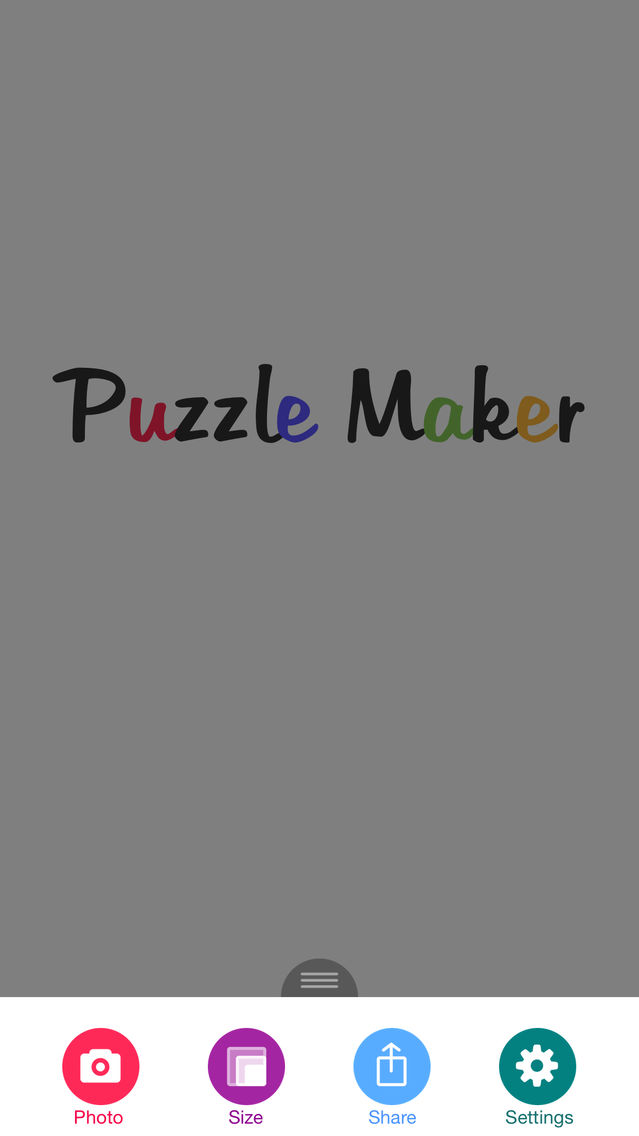Puzzle Maker App for iPhone - Free Download Puzzle Maker for iPhone