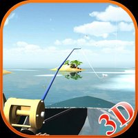 Real Fishing on Boat 3D