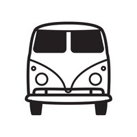 Car Traveling Stickers