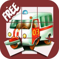 Educational puzzles for kids Cars Lite