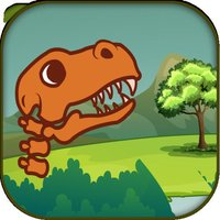 Flooky Dinos - A skeleton expedition in the wildfire jungle