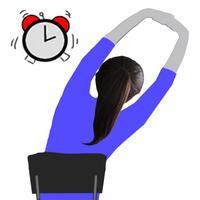 1 Minute Desk Workout