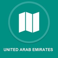United Arab Emirates : Offline GPS Navigation