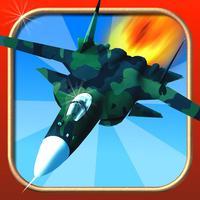 Aerial War - Stealth Jet Fighter War Game