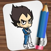 Drawing for Dragon Ball Z