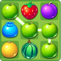 Fruit Match Puzzle: Game Kids
