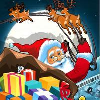 Santa Racing.