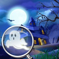 Hunted House The Dark Manor Ghost Hidden Objects & Find The Difference