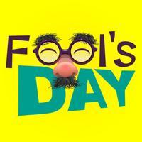 April Fools' Day Fun Stickers