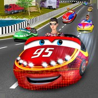 Bumper Cars Unlimited Race