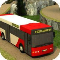 Hill Bus Tourist Game 3D