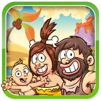 Dino Hunt Simple One touch prehistoric runner game